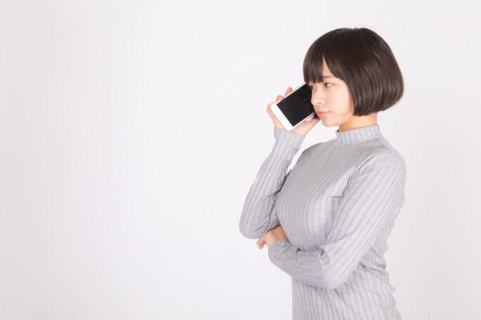 無言電話の目的は何?正しい対処法とやってはいけない対応とは?